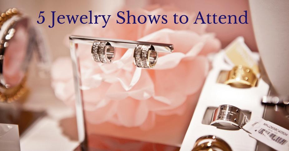 5 Custom Jewelry Desinger Shows to Attend | K. Rosengart