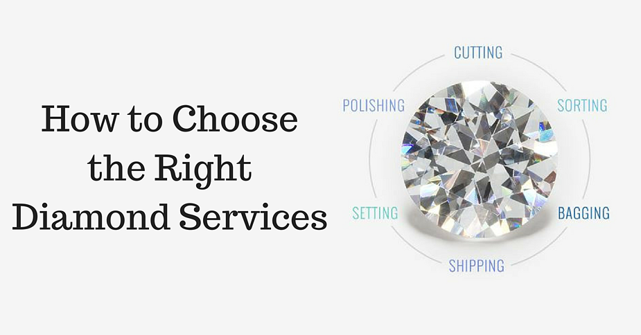 Choosing the Right Diamond Services | K. Rosengart