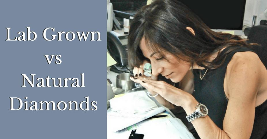 Lab Grown vs Natural Diamonds | K. Rosengart