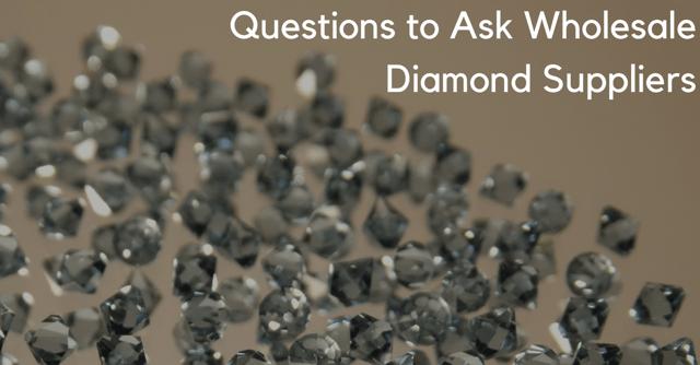 Wholesale Diamond Suppliers   K. Rosengart