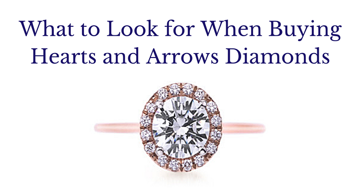 What to Look for When Buying Hearts and Arrows Diamonds | K. Rosengart