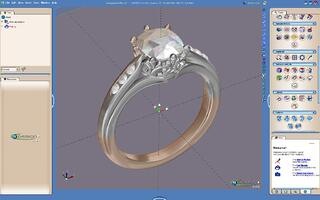 CAD Design Jewelry | K. Rosengart
