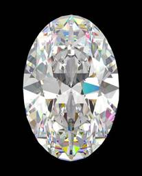Oval Diamond Shape | K. Rosengart