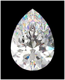 Pear Diamond Shape | K. Rosengart