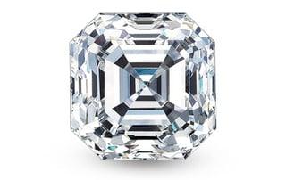 Asscher Diamond Shape | K. Rosengart