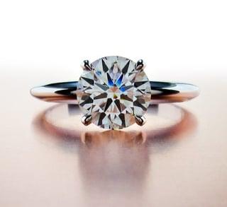 Hearts & Arrows Melee Diamonds | K. Rosengart