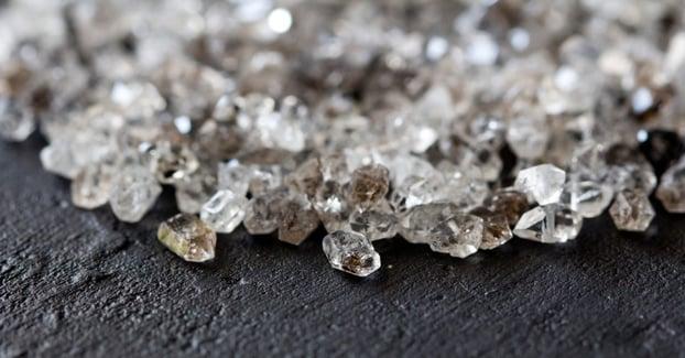 Certified Conflict Free Diamonds