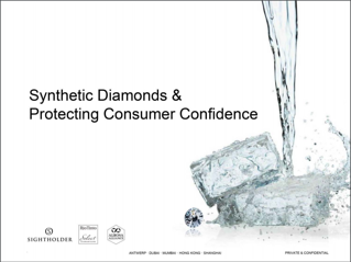 Sythetic Diamonds: Protecting Consumer Confidence | K. Rosengart