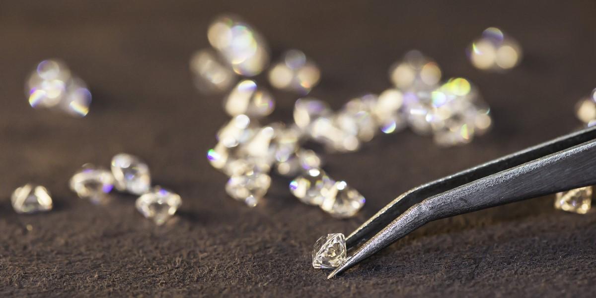 Buy Melee Diamonds | Lab Grown Diamonds | K. Rosengart