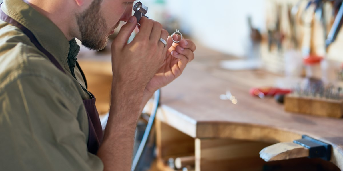 Custom Designs | Engagement Season | K. Rosengart