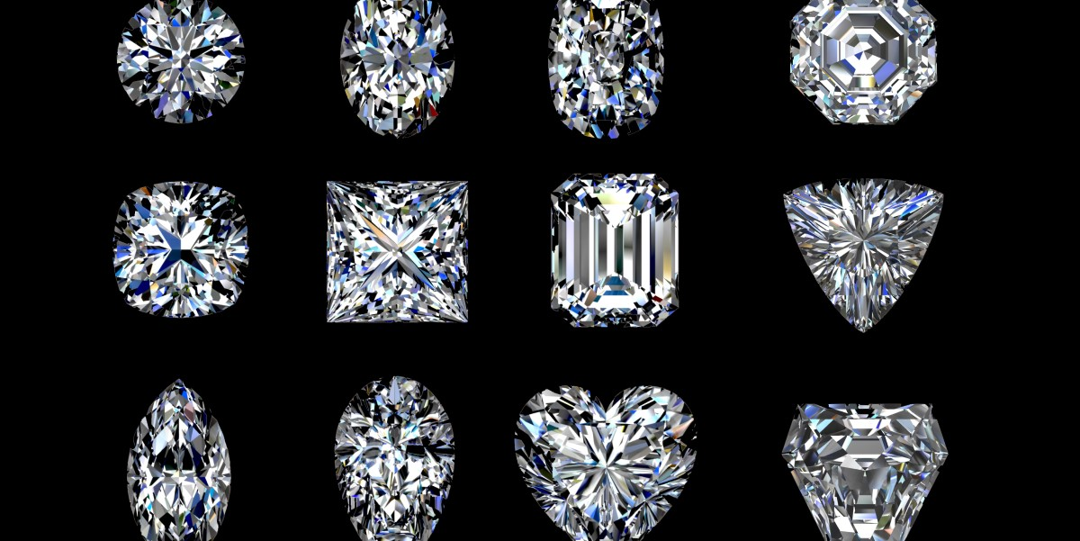 Diamond Shape | Different Diamond Cuts | K. Rosengart
