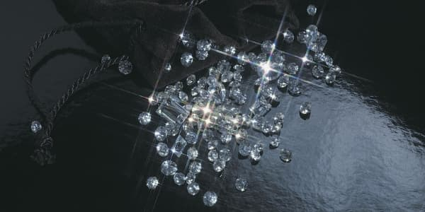 Sorting Diamonds | Diamond Sorting Process | K. Rosengart