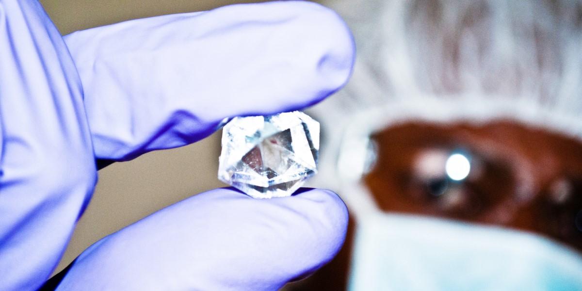 Laboratory Diamonds | Man Grown Diamonds | K. Rosengart