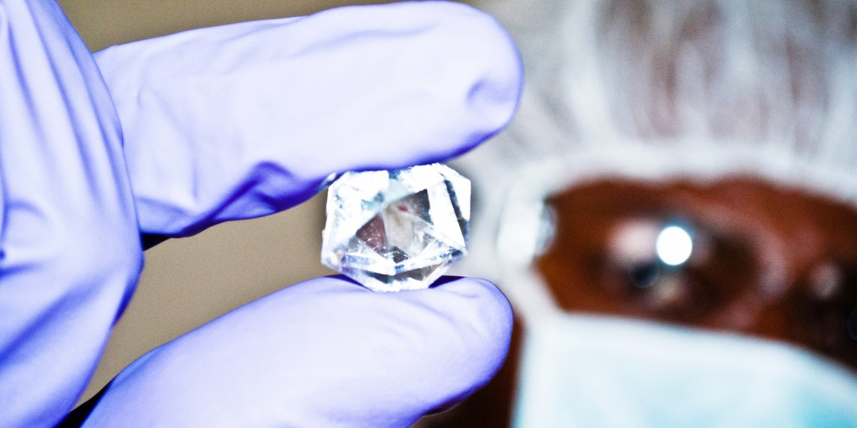 Laboratory Diamonds | Man Grown Diamonds | K. Rosengart