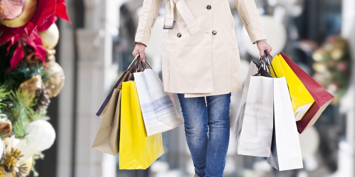 Busiest Holiday Shopping Days | Store Traffic | K. Rosengart