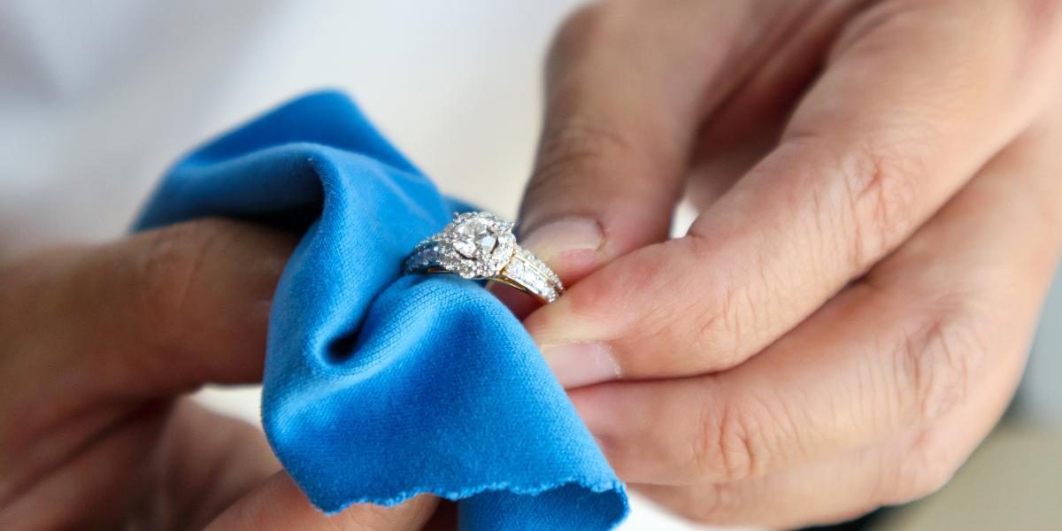 Tips for Setting Melee Diamonds | Melee Jewelry | K. Rosengart